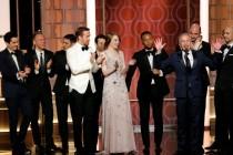 'La la lend' oborio rekord sa 7 Zlatnih globusa