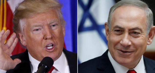 Trump i Netanjahu razgovarali o Palestincima i Iranu