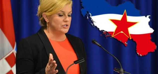 Kolinda, zajebi nas, pa vrati Jugoslaviju