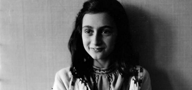 Anna Frank je ubijena po drugi put