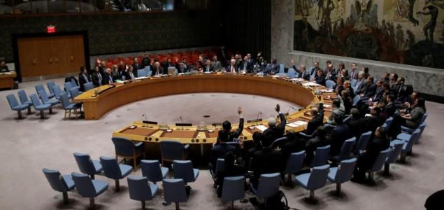 Vijeće sigurnosti UN danas o sankcijama za Siriju, Rusija najavila veto