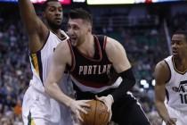 Nurkić imao odličan debi za Portland: Bh. reprezentativac ubacio 13 poena u porazu od Utaha