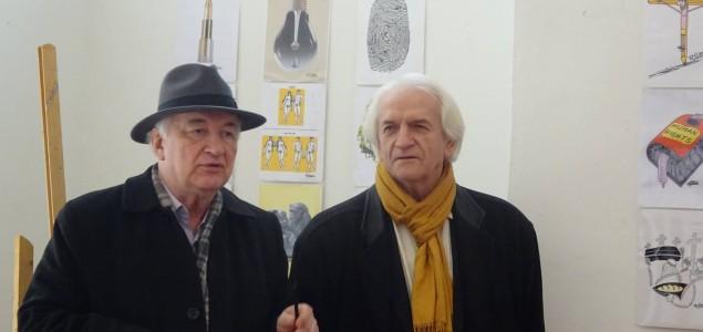 """""""SVIJET U KARIKATURI"""", REŠADA SULTANOVIĆA"""