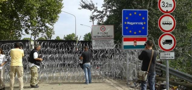 Mađarska gradi četiri vojne baze na granici zbog migranata