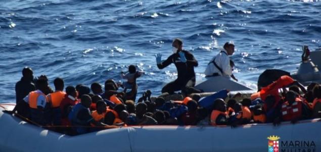 Italija: Obalska straža spasila 1.300 migranata