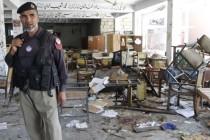 U napadu na sud u Pakistanu pet ljudi poginulo