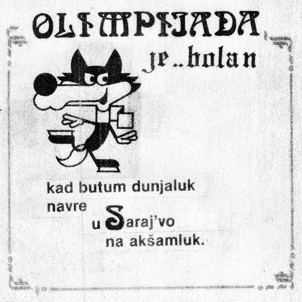 Olimpijada je-mail