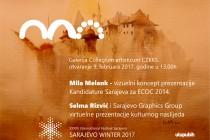 Otvaranje izložbe u okviru 33. festivala Sarajevska zima