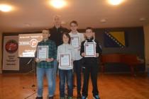 Obilježeno 20 godina Karate kluba Sensei