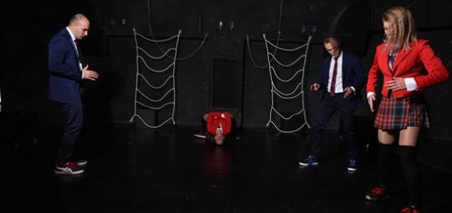 """Predstava """"Quijotanje"""" u Mostaru"""
