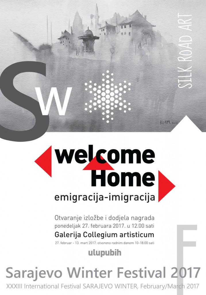 plakat SZ welcome