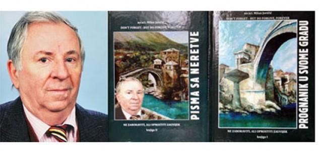 Predstavljanje knjiga Milana Jovičića: Prognanik u svom gradu i Pisma sa Neretve