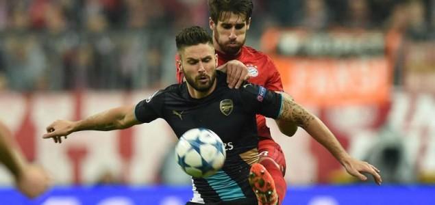 Osmina finala Lige prvaka: Arsenal na teškom gostovanju u Minhenu, Real veliki favorit protiv Napolija