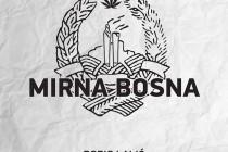 """Početak godine u Kamernom teataru 55, označen premijernim izvođenjem predstave """"MIRNA BOSNA"""""""