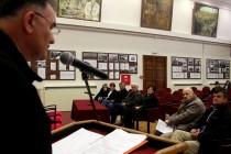 """Predstavljanje """"Građanske rezolucije o promjeni ustavnog poretka"""" u Sarajevu"""