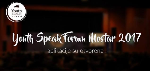Youth Speak Forum u Mostaru