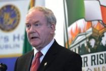 Umro bivši komandant IRA-e, Martin McGuinnes