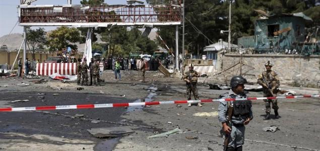 Prerušeni u ljekare, teroristi ubili 30 ljudi u Afganistanu