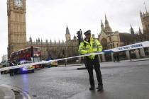 Napad u Londonu: Dvije osobe smrtno stradale