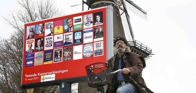 Izbori u Holandiji test za Evropsku uniju