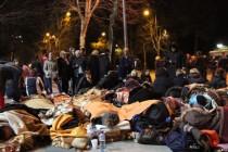 Podgorica: Hitna pomoć odvela tri majke sa protesta