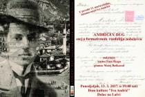 """Predavanje """"Andrićev dug"""" u Travniku"""