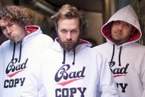 Hip hop atrakcija Bad Copy pojačava program 10. Demofesta!