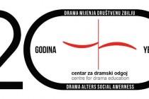 Obilježavanja 20 godina postojanja Centra za dramski odgoj