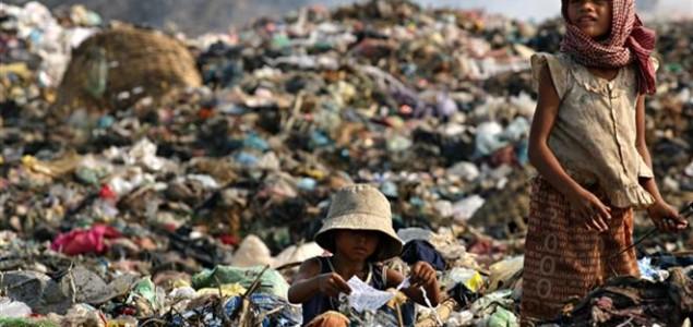 Onečišćenje okoliša godišnje ubije 1.7 milijuna djece