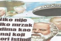 """Pijmo kafu """"sikterušu"""", za neravnopravne mostarske Srbe"""
