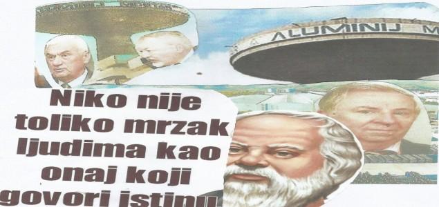 "Aluminij ""oreol"" bošnjačke Herceg Bosne"