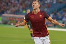 Roma sigurna protiv Palerma, Džeko postigao 30. gol u sezoni