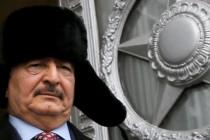 Libijski general Haftar<br /> Putinova pustinjska lisica