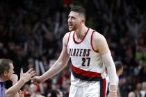 Portland pobijedio Houston, double-double učinak za Nurkića