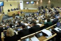 Parlament FBiH: HNS napustio sjednicu zbog rezolucije Damira Mašića