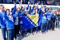 Sportisti Specijalne Olimpijade BiH u Austriji osvojili 14 medalja