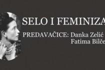 """Predavanje """"Selo i feminizam"""" u Sarajevu"""