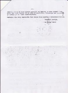zapisnik o uvidjaju strana 2