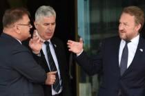 Bakir Hadžiomerović: Krize i akcize