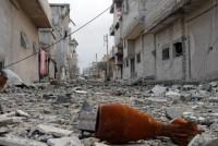 Deseci civila ubijeni u zračnim napadima u Siriji