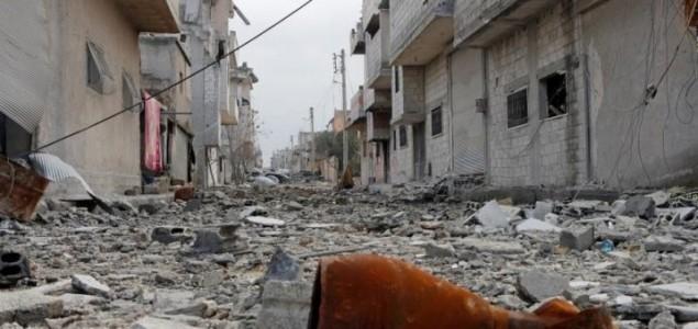 Da li je u Siriji već počeo Treći svetski rat?