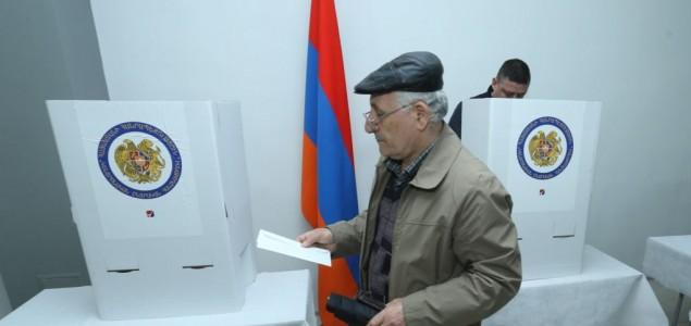 Parlamentarni izbori u Jermeniji