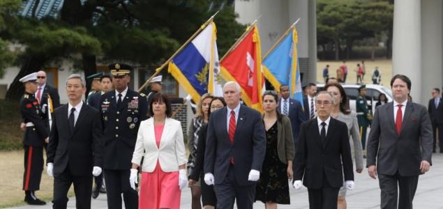 Pens: 'Era strateškog strpljenja' sa Severnom Korejom završena