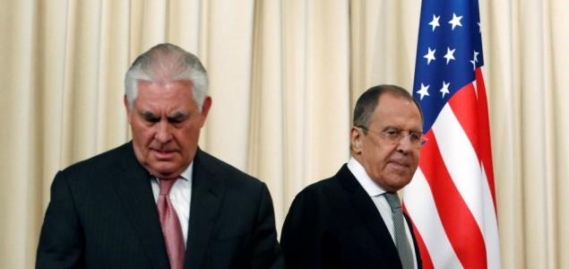 Odnosi SAD i Rusije nisu zaliječeni nakon Tillersonova posjeta