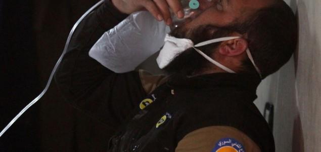 Sirijci napali pobunjeničko uporište u kojemu je bilo uskladišteno kemijsko oružje
