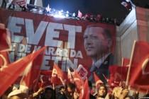 Erdogan proglasio pobedu na referendumu o ustavnim promenama