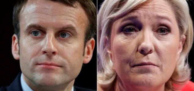 Makron i Le Pen u drugom krugu predsedničkih izbora u Francuskoj