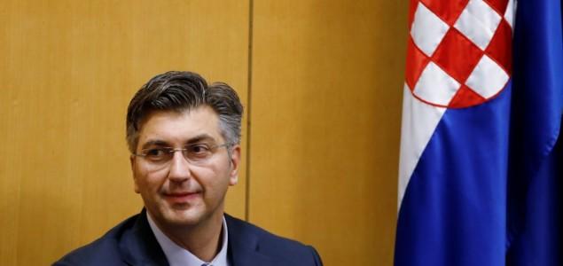 Plenković uz Marića, razrješio trojicu ministara iz 'Mosta'