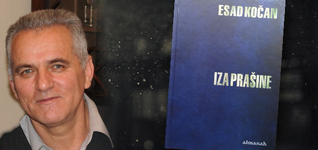 """Predstavljanje knjige """"Iza prašine"""" Esada Kočana u Mostaru"""