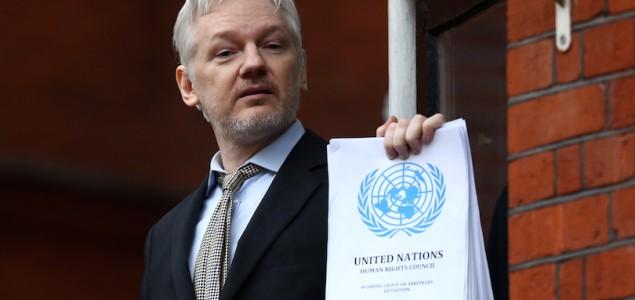 Američki državni advokat: Hapšenje Juliana Assangea je prioritet za SAD